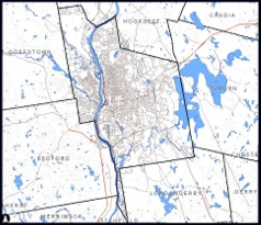 City of Manchester, NH - Public GIS Map Viewer
